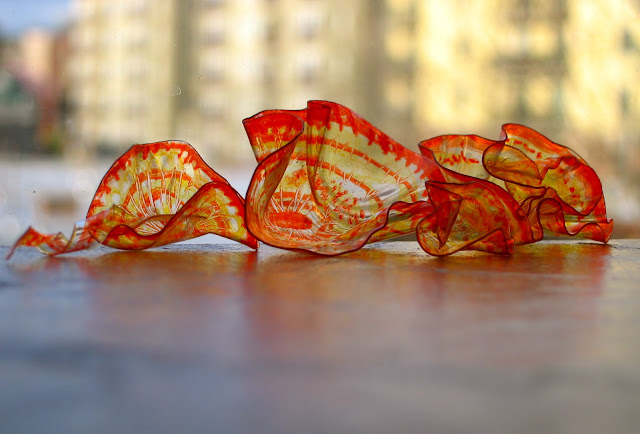 chihuly style dollhouse miniatures