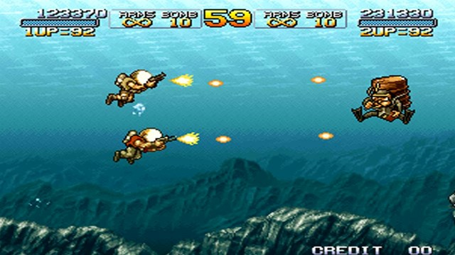 Download Metal Slug 3 PC Games Gameplay