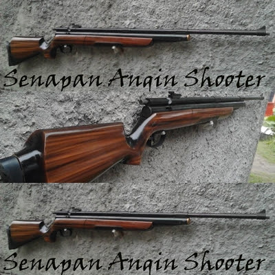 Senapan Angin Sharp Power Long Barrel