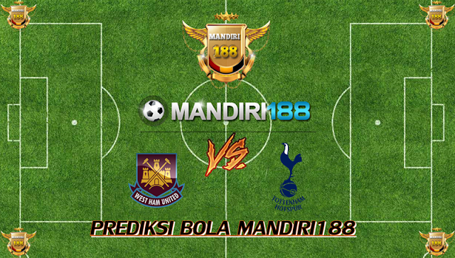 AGEN BOLA - Prediksi West Ham United vs Tottenham Hotspur 23 September 2017