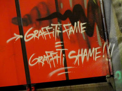 Graffiti Fame Graffiti Shame