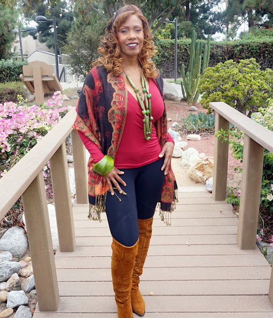 Fall Inspired #fashionover50