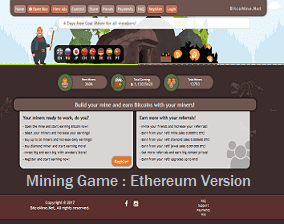 Game Bitcoin Best Ethereum Sites
