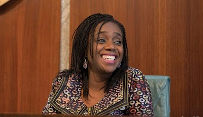 Just In! Kemi Adeosun resigns