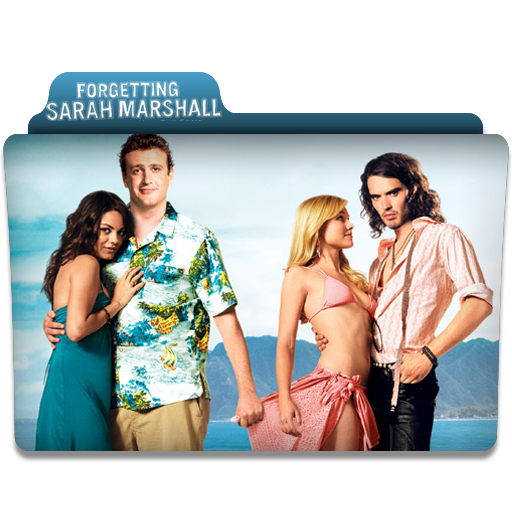 Folder Eyecons Forgetting Sarah Marshall 2008