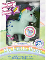 My Little Pony 35th Anniversary Retro G1 Moonstone