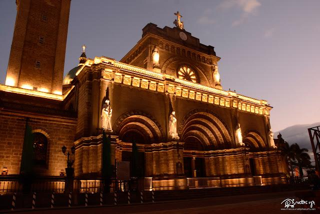 Plaza de Roma, Manila Cathedral