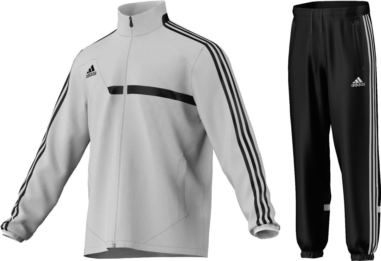 adidas Herren Trainingsanzug Tiro 13, SchwarzBlau, S