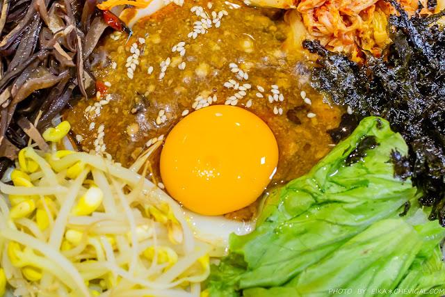 MG 7764 - 熱血採訪│超霸氣砂鍋魚頭部隊鍋登場啦!中科美食O八韓食新潮流,創意大份量韓式料理值得再訪