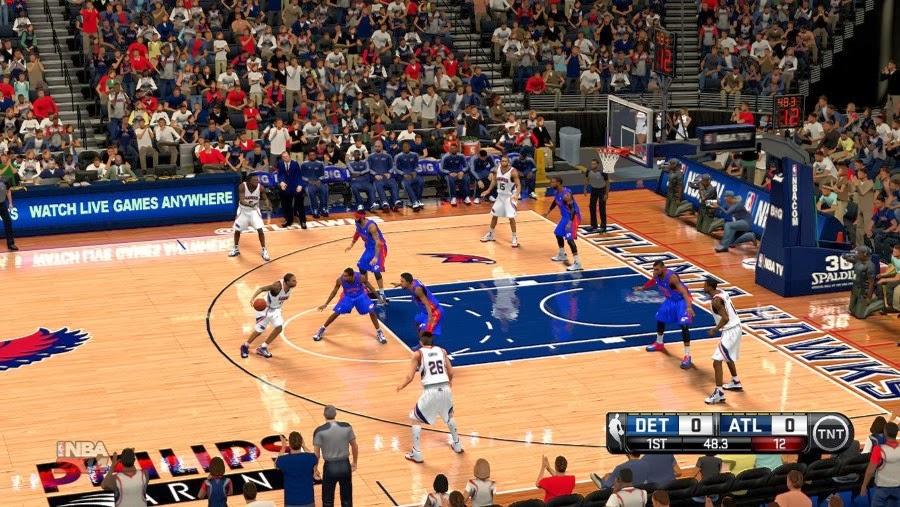 NBA 2K14 PC Graphics Enhancement Suite [ENB + SweetFX] V1 5