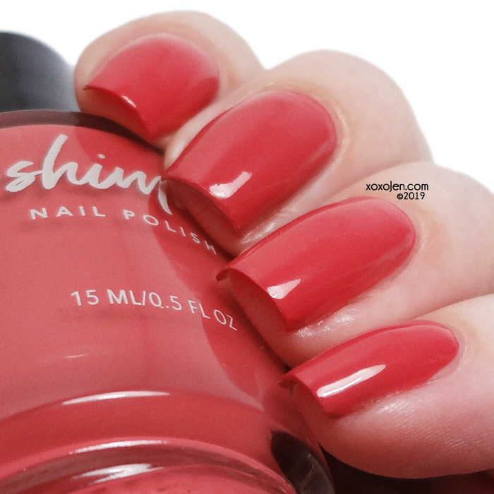 xoxoJen's swatch of kbshimmer Up & Autumn