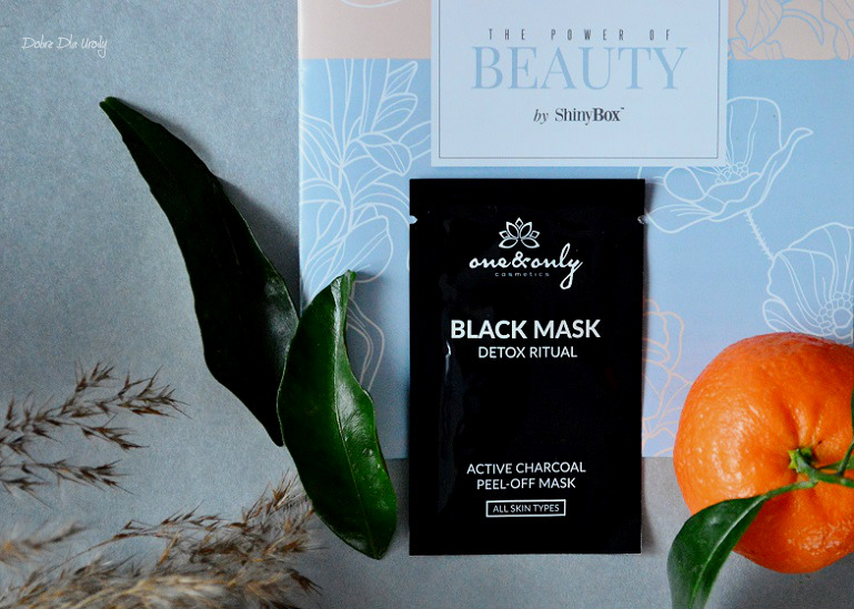 ShinyBox The Power of Beauty - One&Only Cosmetics Black Mask Detox Ritual