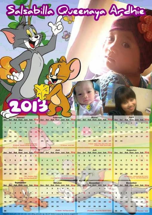 Jasa desain online desain kalender online