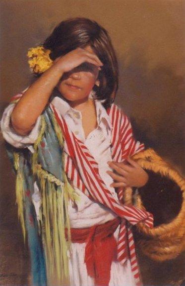 German Aracil | Spanish Figurative Artist | 1965