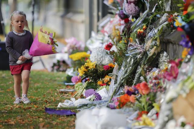 Christchurch Shooting: The Darkness Of New Zealand @ Christchurch, Canterburya 基督城枪击事件, 新西兰, 基督城, 旅游, 新西兰最黑暗的一天, 恐怖袭击