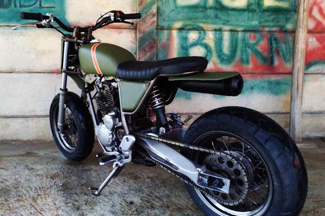 Yamaha Scorpio 225cc The Laleur Hejo 7