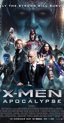 X Men Apocalypse 2016 Eng HC 400mb BRRip 480p compressed small size free download or watch online at world4freein.com