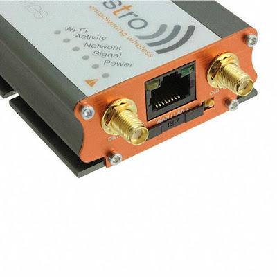 Un petit nouveau dans la gamme Routeur 3G WIFI