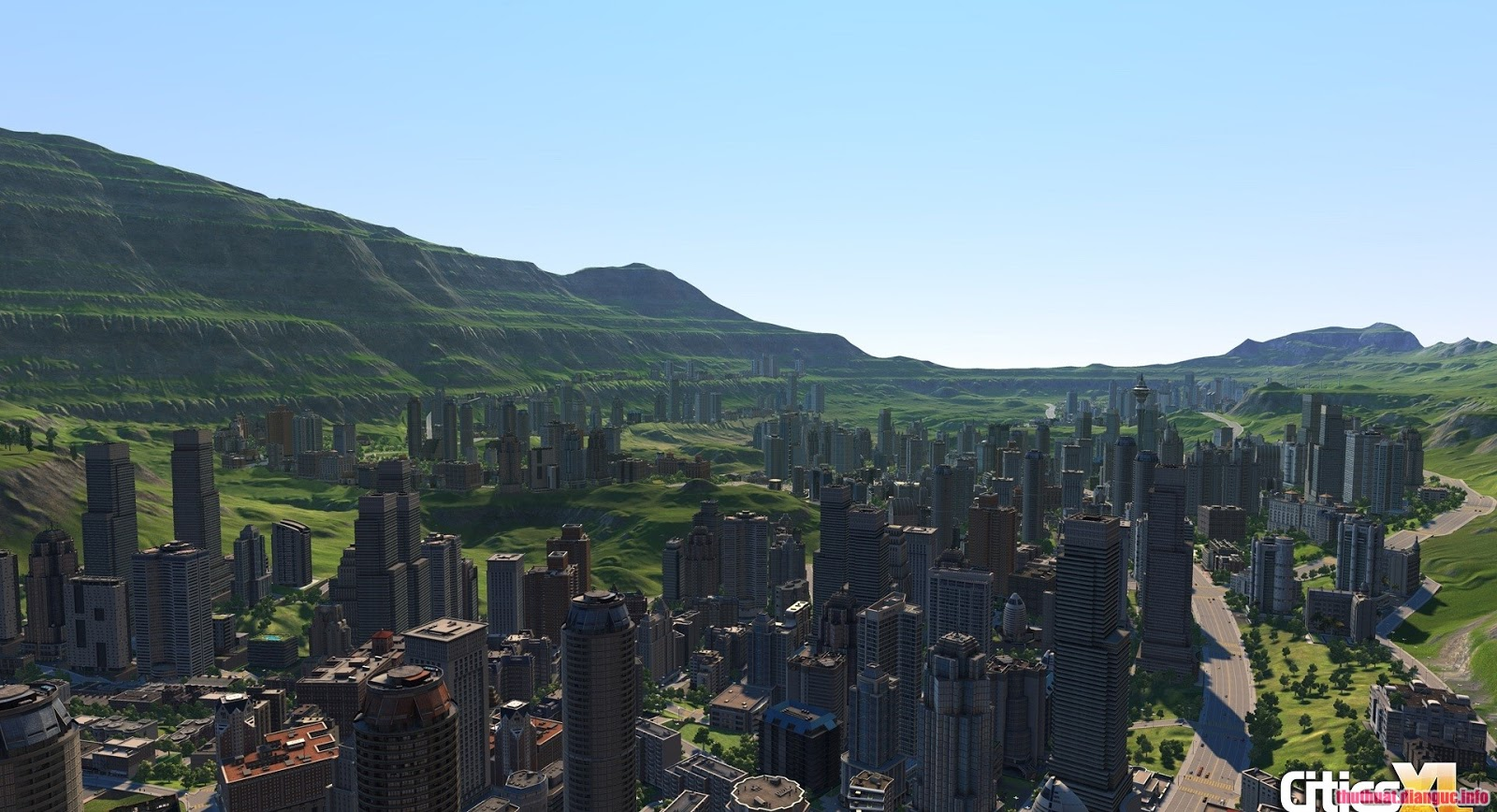 Game Cities XL 2012 full free download