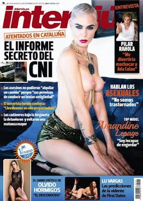 Revista Interviú España - 28 Agosto 2017