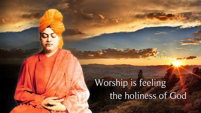 Vivek Vani - Words of Swami Vivekananda