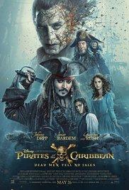 فيلم قراصنة الكاريبي 5 مترجم اون لاين بجودة 720p