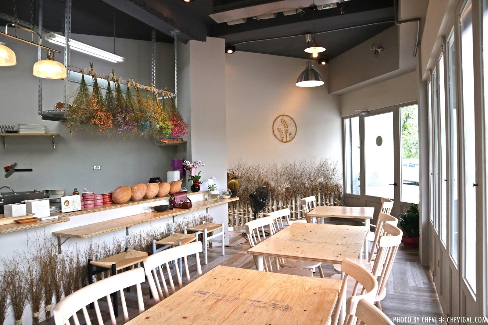 IMG 9636 - 糧倉 纖健水煮,隱身在柳川西路的文青小店。清爽水煮料理讓你吃到鮮甜原味