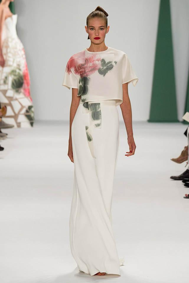 las 'novias' de la new york fashion week | a todo confetti - blog de