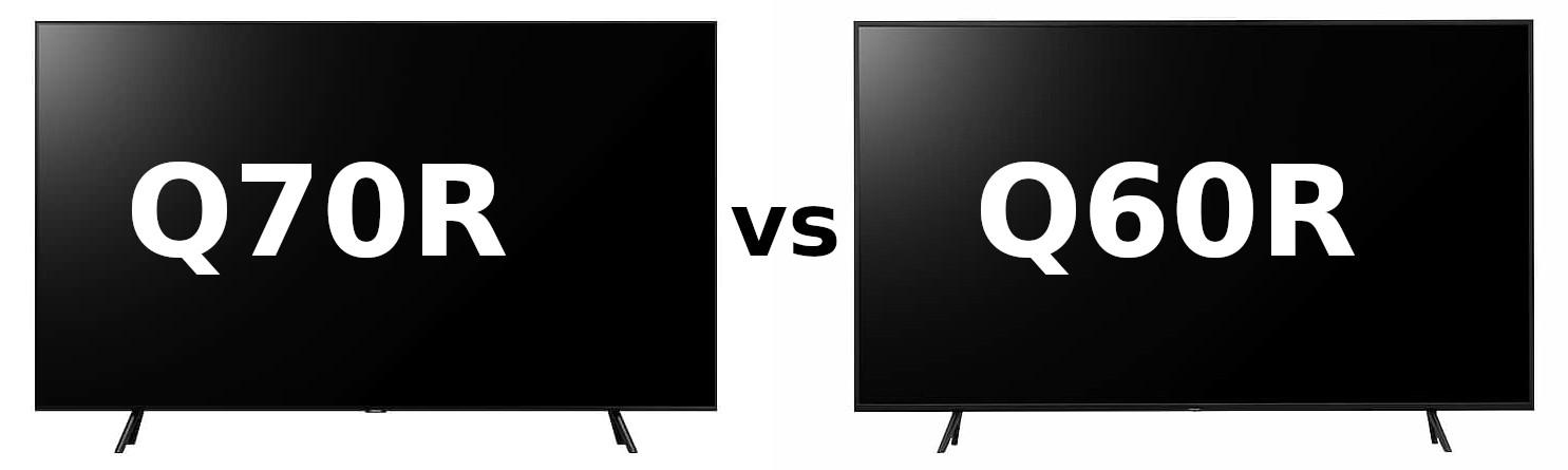 Samsung Q6FN vs Q60R vs Q70R Review (QN82Q70RAFXZA vs