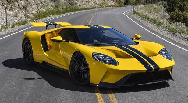 9 Most Expensive Cars Made In The United States