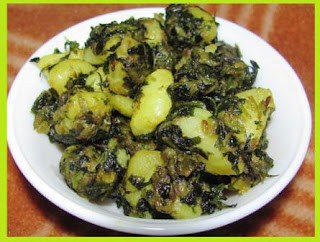 Aloo Kasuri Methi Recipe