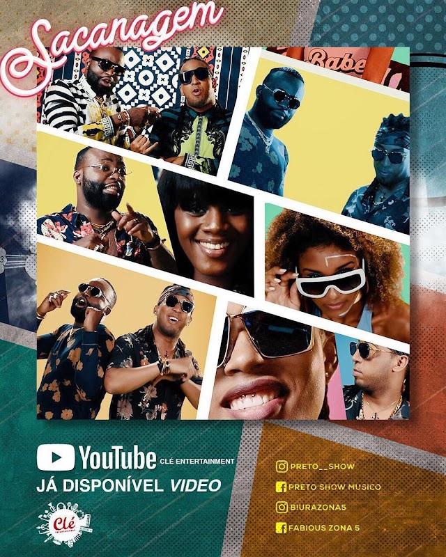 Preto Show & Fabious Biura - Sacanagem (Tarraxinha) [Download]