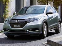 Honda HR-V, SUV yang Segera Hadir di Indonesia