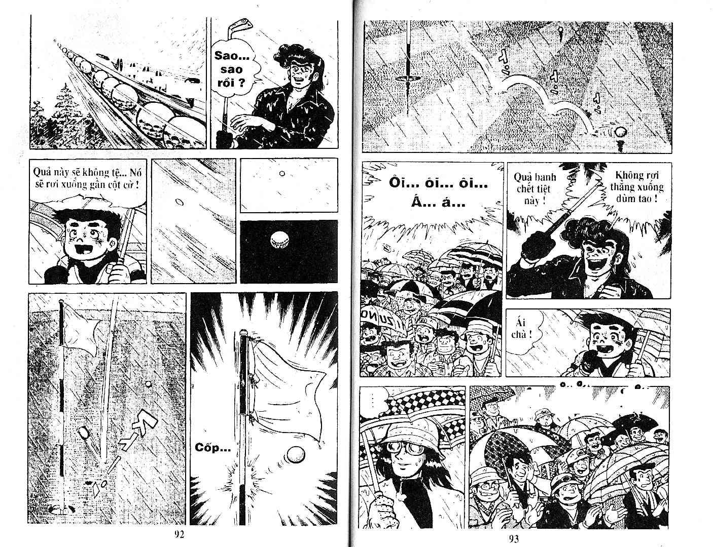 Ashita Tenki ni Naare chapter 27 trang 45