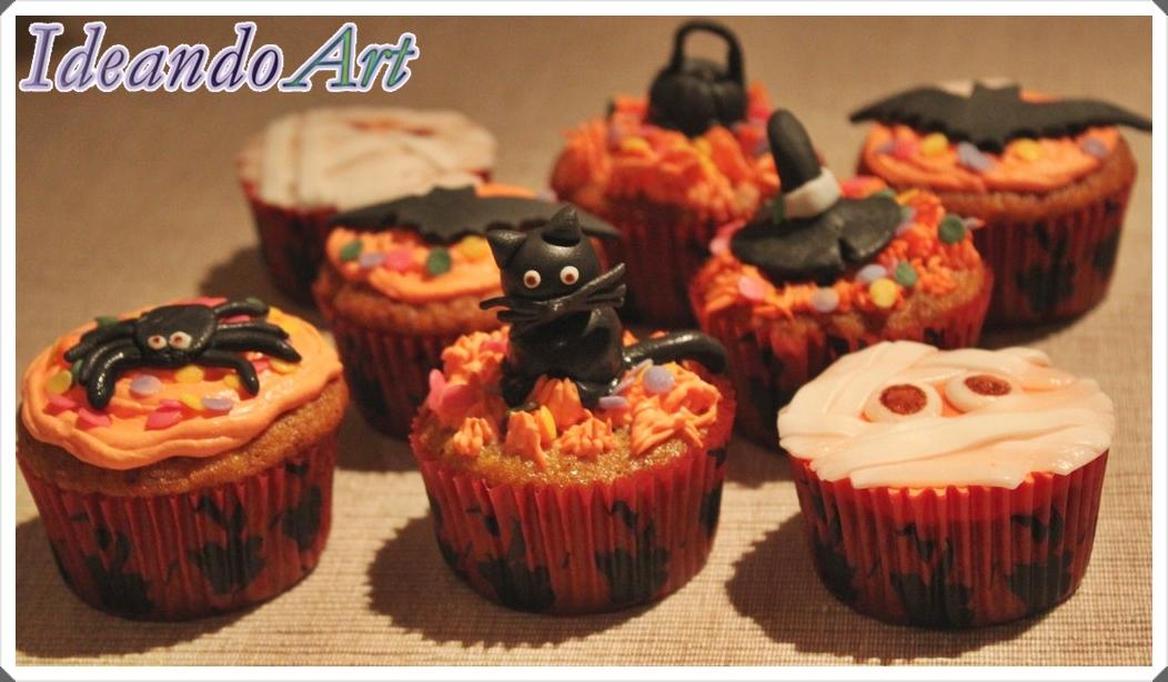 Cupacakes Halloween