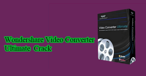 wondershare ultimate video converter key