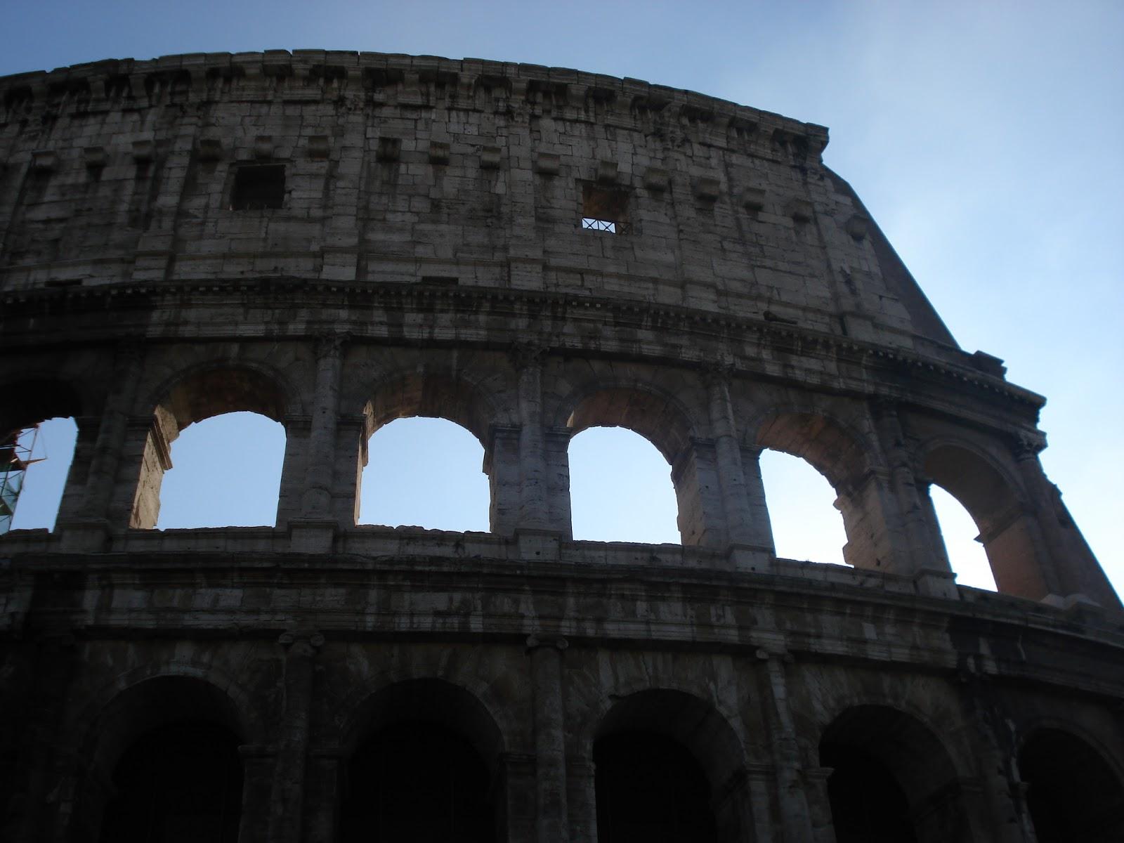 Rome's Colosseum.. Il Colosseo Di Roma