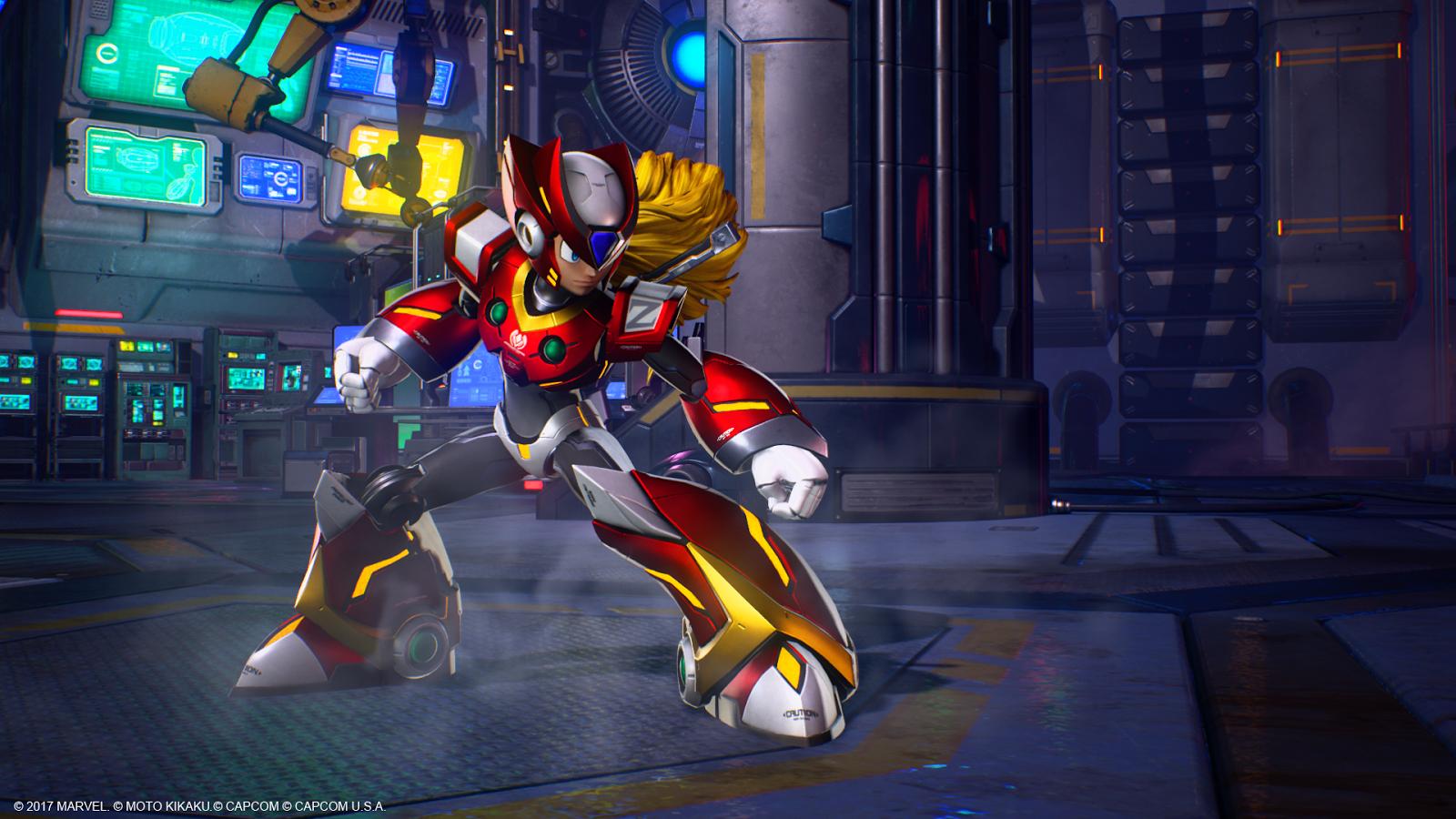 Rockman Corner: X and Zero Getting Ver.Ke-Inspired Marvel ...