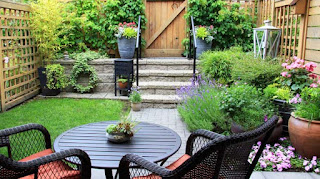 Backyard Herb Gardening Ideas