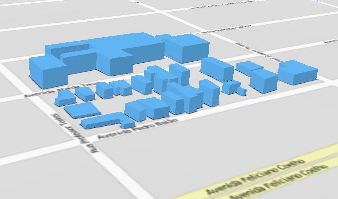 Gerar edificações em 3D a partir de um shapefile com QGIS
