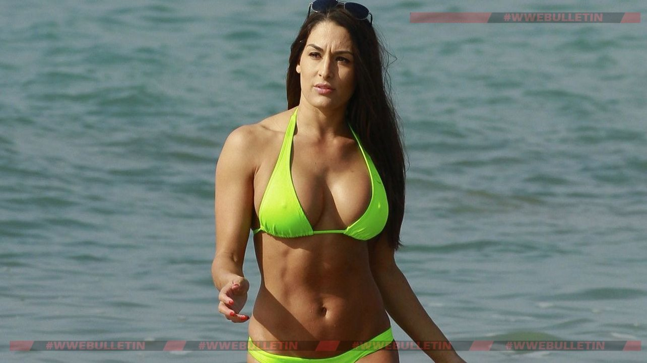 a1ce8a714a7fd CLICK HERE FOR MORE DIVA GALLERIES !! Bella Twins - Unseen Bikini Collection  ...