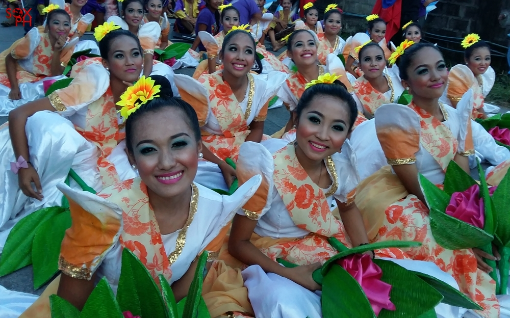 Hinugyaw Festival Street Dancers