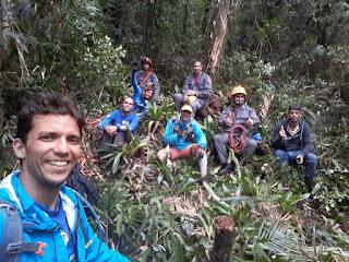 Atletas são resgatados na Floresta em Sete Barras