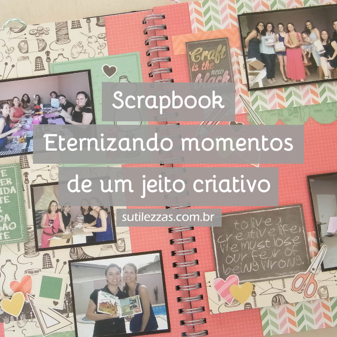 A arte do Scrapbook