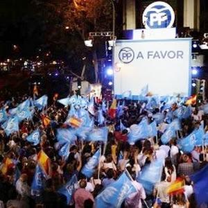 España: PP amplía escaños y PSOE evita sorpaso