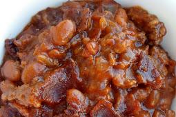Baked Bean Casserole-A Trisha Yearwood Recipe