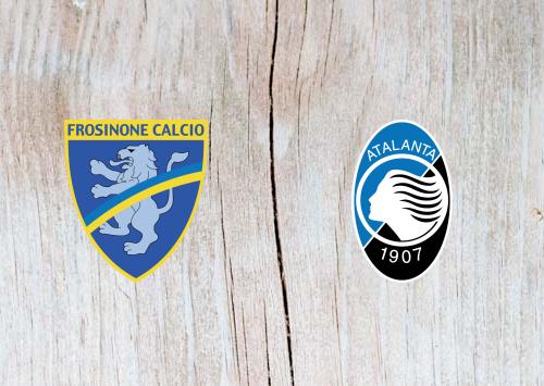 Frosinone vs Atalanta - Highlights 20 January 2019