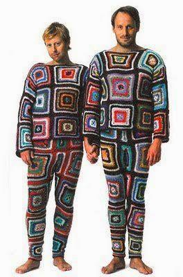 twin crochet set