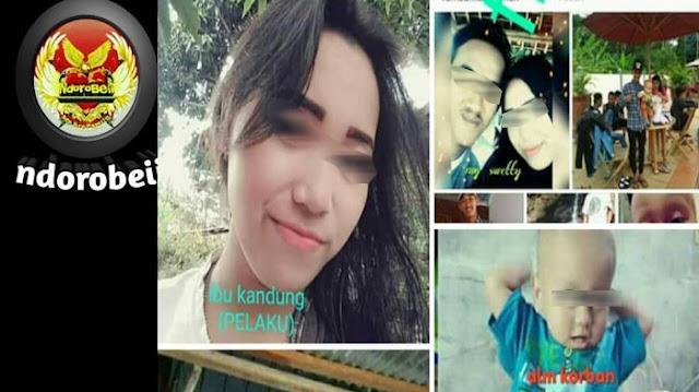 Jaman Edan, Suami Jadi TKI di Malaysia, Wanita Ini Tega Bunuh Anaknya Karena Punya Pria Idaman Lain