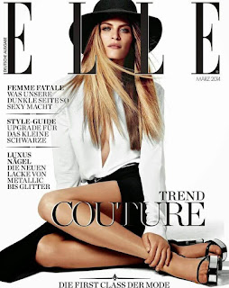 Elle, the best shoes and accessories magazines for shopping references